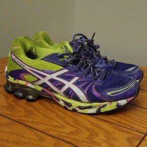 Asics gel Sendai womens running shoes size 9